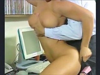 Doggystyle Vintage Office Toy Anal