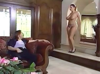 Pussy licking, deepthroating, furious fucking and cumshots on big b...