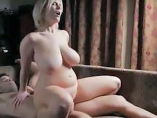 Riding MILF Big Tits