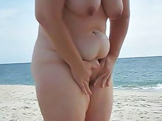 Outdoor Saggytits Beach Bbw Tits Beach Tits Outdoor