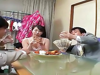 Japanese Ladyboys Newly-married woman Episode 2