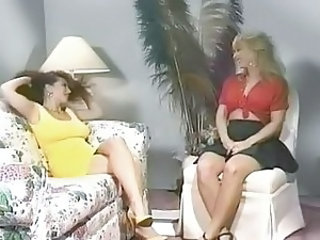 Porn Queens - Keisha and Nina Hartley.