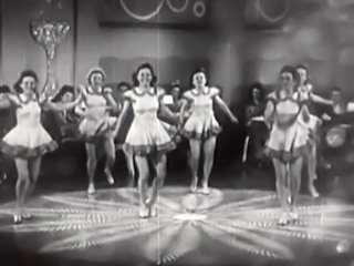 Party Dancing Vintage Ass Dancing