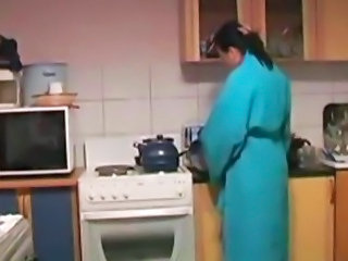 Kitchen Vintage Wife Housewife Kitchen Housewife