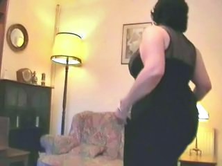 Dancing Amateur BBW