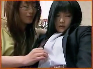 Student Asian Daughter Asian Lesbian Asian Teen Daughter