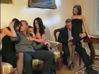 Anal Stockings Orgy Orgy Stockings
