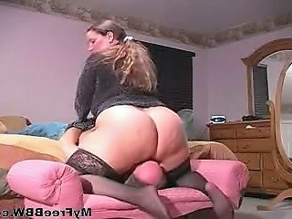MILF Stockings Ass