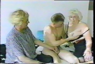 Family Mom Threesome European Family German