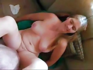 Busty Brunette Connie Harris Is Riding O...