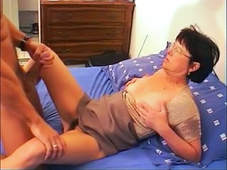Hairy Glasses Glasses Anal Hairy Anal Mother