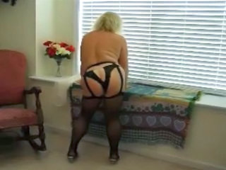 Stockings Ass Chubby Chubby Ass Stockings