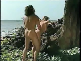Anal Beach Doggystyle Doggy Ass Outdoor Outdoor Anal