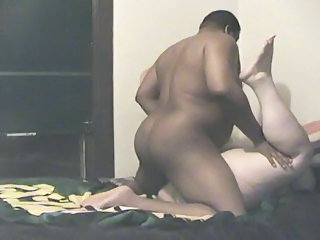 Interracial Homemade BBW
