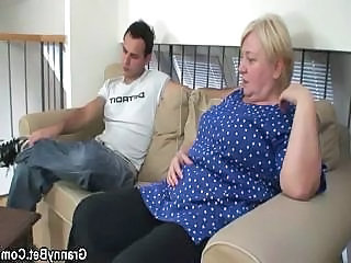 Old And Young Mom BBW Bbw Mom Granny Young Old And Young