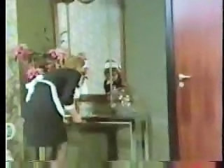 Maid Uniform Vintage Maid Ass Orgy
