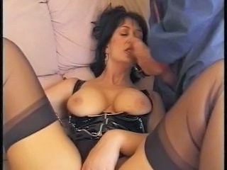 Latex Blowjob Stockings Blowjob Mature Kinky Mature Blowjob