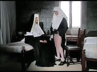 Nun Vintage Uniform Crazy
