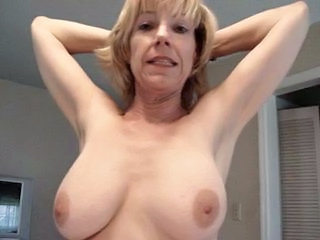 Mature with nice tits