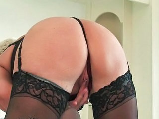 Masturbating Stockings Ass Granny Pussy Granny Stockings Stockings