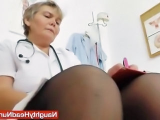 Nurse Stockings Uniform Stockings