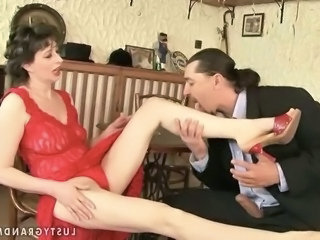 Feet Legs Fetish Granny Sex