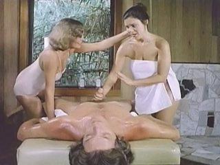Massage Handjob Threesome Massage Milf Milf Ass Milf Threesome