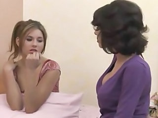 VERONICA AND SHYLA LICK EACH OTHER OUT...usb