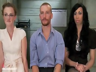 Honey foxxx, sebastian keys and michelle