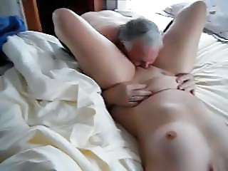 Older Licking Mature