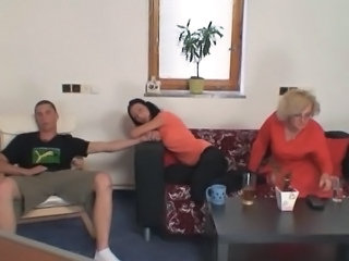 Family Threesome Mom Family Huge Huge Mom
