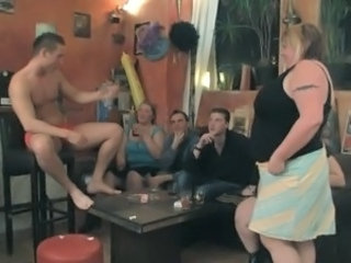 Orgy Old And Young BBW