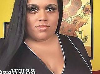 BBW Ebony Long Hair