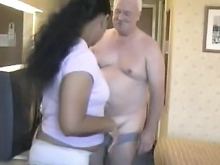 Amateur BBW Daddy