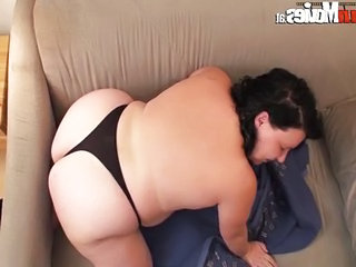 Fat Whore Gets Horny Dildo Fucking Her C...