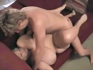 Old And Young BBW Mom