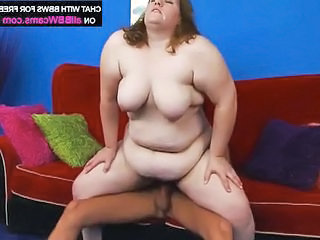 Saggytits BBW Riding