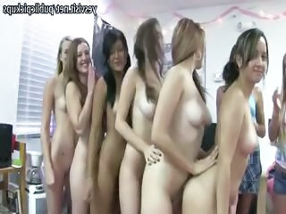 Bunch of amateur pledges fingered by their sorority sisters
