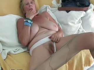 Pantyhose Masturbating Natural Bbw Masturb Bbw Tits Big Tits