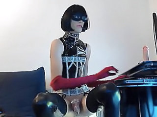 Latex Fetish Webcam