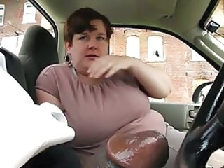 Car Mature Blowjob