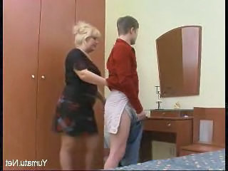 Mom Russian Amateur