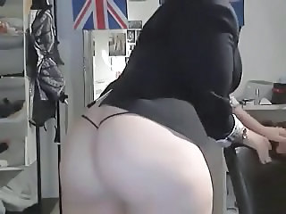 Ass Dancing Amateur
