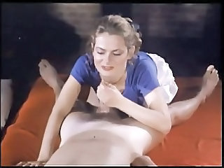 Vintage -2 Girls, A Boy And A Gym