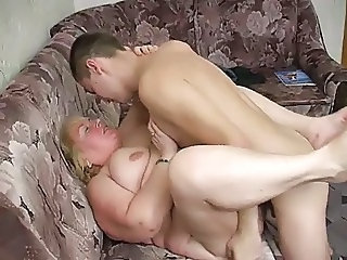 Russian Homemade Mom