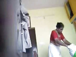 Mom HiddenCam Indian