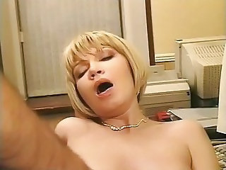 Orgasmo Loira Vintage Beautiful Blonde