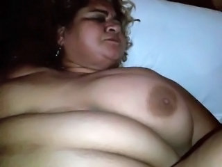 Fat old Julia. enjoying fucked