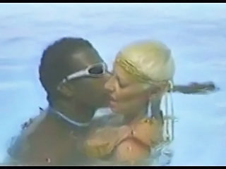 Interracial Outdoor Vintage Outdoor