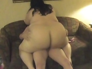 Riding Amateur Ass